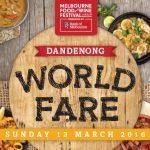 Dandenong Word Fare Food Festival 2016