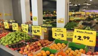Fresh In One Burwood Fruit & Veggie Store