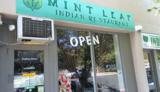 Mint Leaf Indian Restaurant