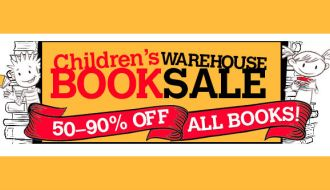 Scholastic Children's Warehouse Book Sale
