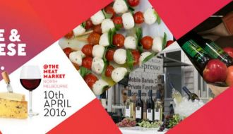 The Wine and Cheese Fest Melbourne 2016