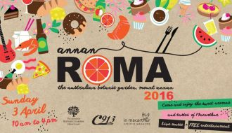 AnnanROMA Food and Wine Festivals Sydney 2016