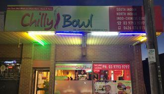 Chilly Bowl Restaurant Dandenong