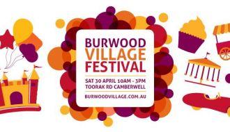 Burwood Village Festival Melbourne 2016