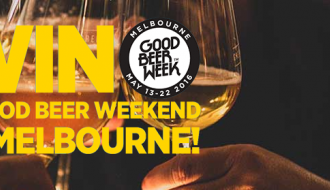 Good Beer Week Melbourne 2016