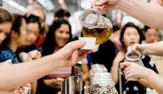 Melbourne Tea Festival 2016