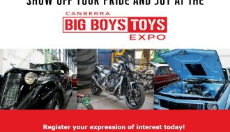 Big Boys Toys Expo 2016