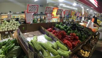 Box Hill Central Veggie Market