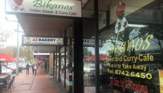 Bikanos Sweet & Curry Cafe Werribee, Melbourne