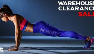 Russell Athletic Spalding Sherrin Warehouse Clearance Sale Melbourne