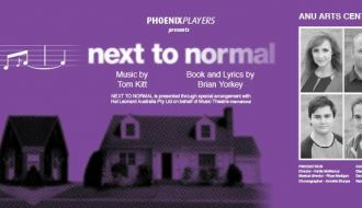 Next to Normal Rock Musical Canberra