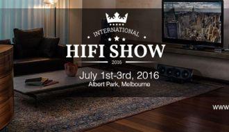 Melbourne HiFi Show 2016