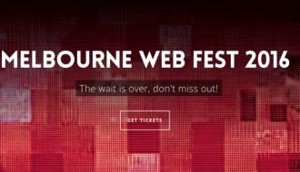 Melbourne WebFest 2016