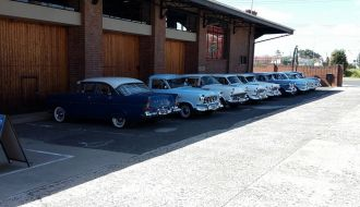 Geelong Museum of motoring+ industry