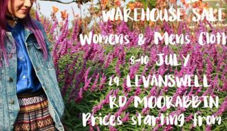 Grandma Funk Warehouse Sale Melbourne