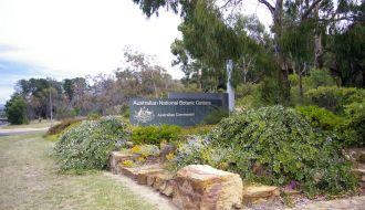 Australian National Botanic Garden Canberra
