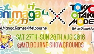 Animaga Festival Melbourne 2016