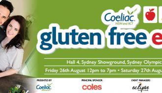 Gluten free Expo Sydney 2016