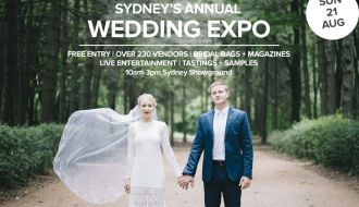 Sydney Wedding Expo 2016