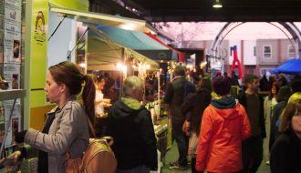 Best Night Markets in Melbourne