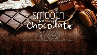 Smooth Festival of Chocolates Sydney 2016