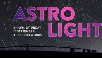 Astrolight Festival Melbourne 2016