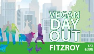 Vegan Day Out Fitzroy 2016