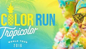 The Color Run Melbourne 2016