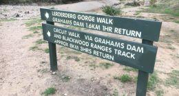 Lerderderg State Park Victoria