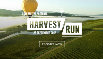 Harvest Run 2017 Melbourne