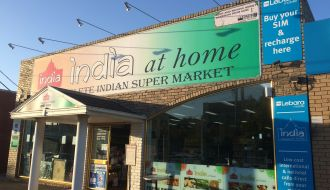 India At Home grocery store Melbourne
