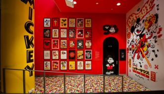 Mickey Mouse Arthouse - Extended at Melbourne Central