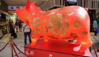 Chinese Lantern festival Melbourne