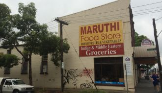 Maruthi Indian Grocery store Melbourne