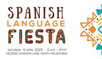 Spanish language fiesta 2019