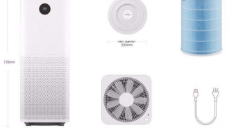 Xiaomi Mi Air Purifier Pro for a cleaner air in Australia