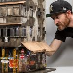 Miniature Art Group exhibition