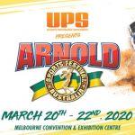 Arnold Sports Festival Australia Melbourne 2020