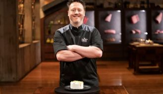 LIVE Dessert Masterclass with Darren Purchese