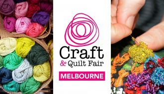 Melbourne Craft & Quilt Fair 2020