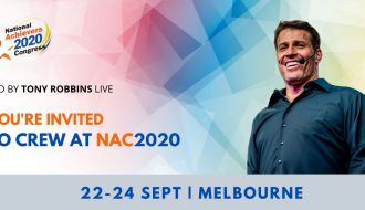 Tony Robbins Live Melbourne 2020