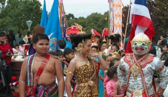Thai Food & Culture Festival Melbourne 2015