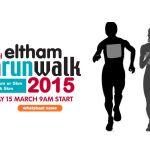 Eltham Fun Run Walk 2015