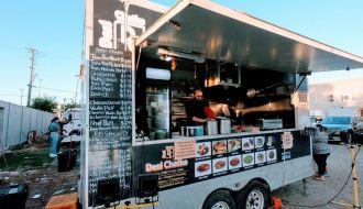 Werribee Indian Street Food Truck Park Melbourne