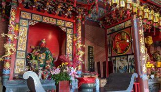 Heavenly Queen Temple Footscray