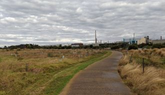 Altona Coastal Park & Foreshore Trail