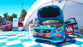 Australian Motoring Festival Highlights