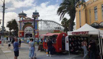 St Kilda Esplanade Market Melbourne