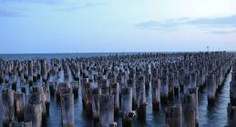 Princes Pier Port Melbourne Australia