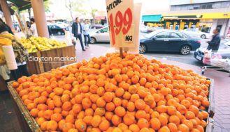 Clayton Fruit & Veggie Market Melbourne